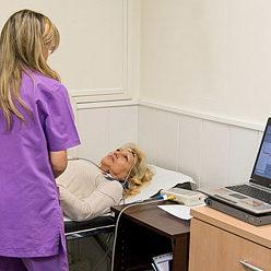 Electrofisiología - evaluación de las funciones auditivas - RV ALFA
