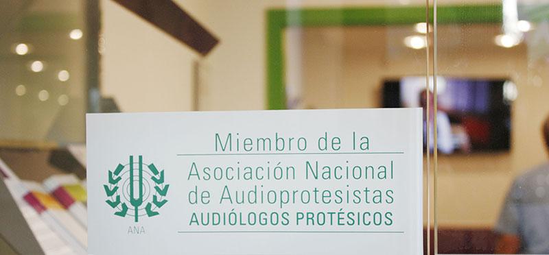 RV ALFA - Miembro de la Asociación Nacional de Audioprotesistas