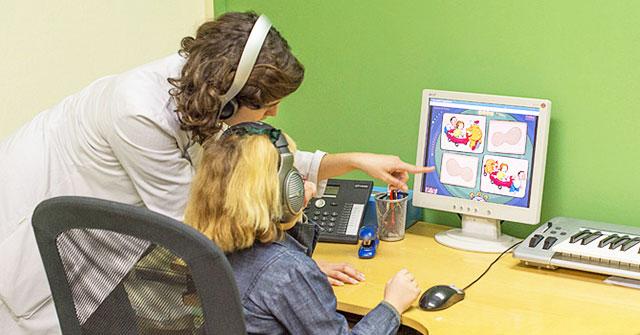 Rehabilitación auditiva audiología infantil